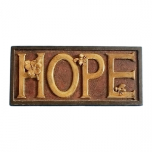HOPE Wall Sign