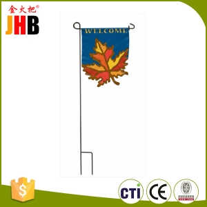 Iron Garden Flag Stands